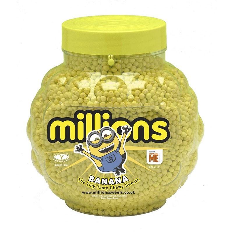 Millions minion Banane France
