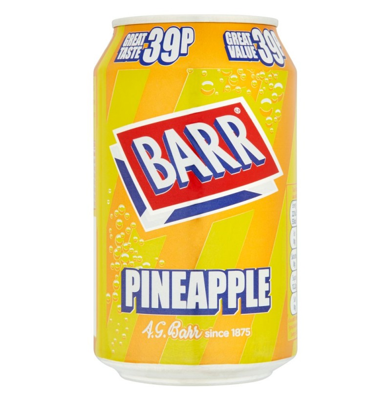 Barr Pineaple