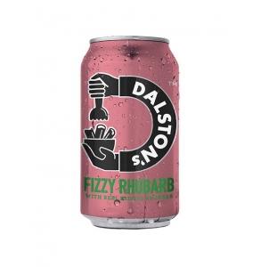 Dalston's Fizzy Rhubarb