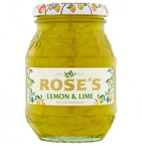 Rose's Lemon and Lime Marmelade
