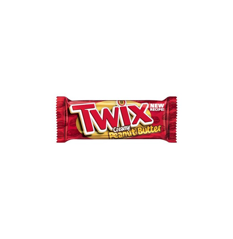 Twix Creamy Peanut Butter