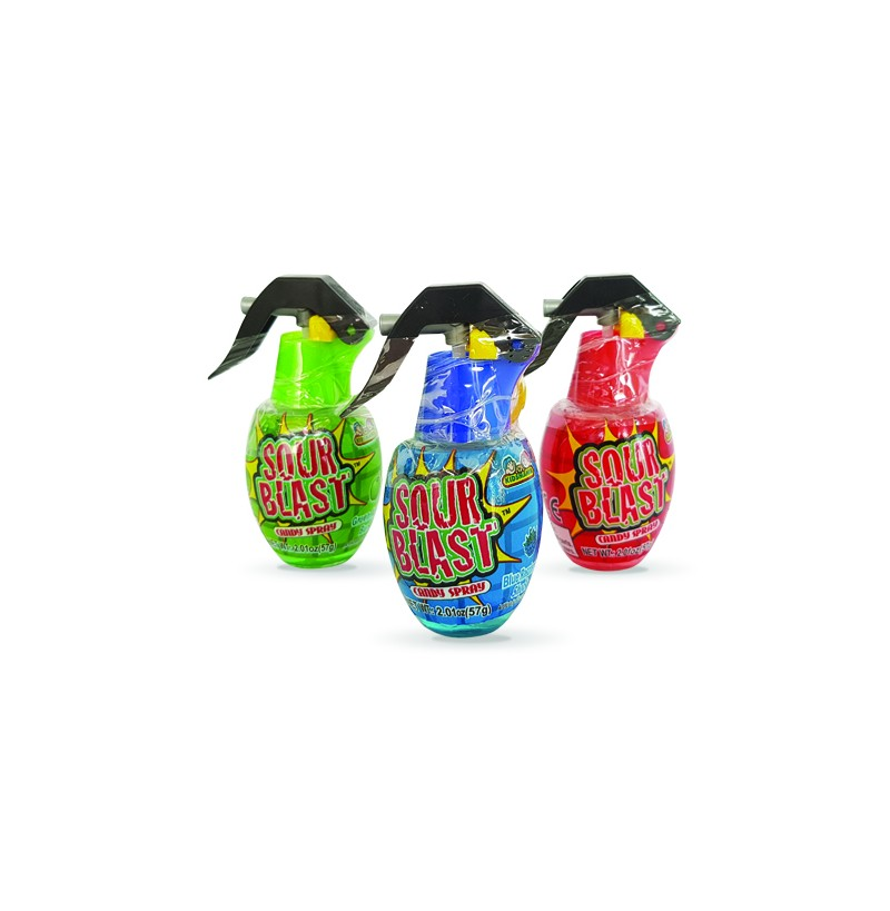 Sour Blast Candy Spray
