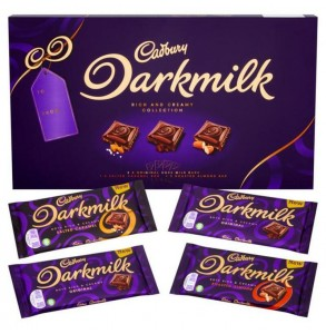 Cadbury Dark Milk Bar Collection