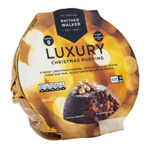 Matthiew Walker Luxury Pudding Serves 8