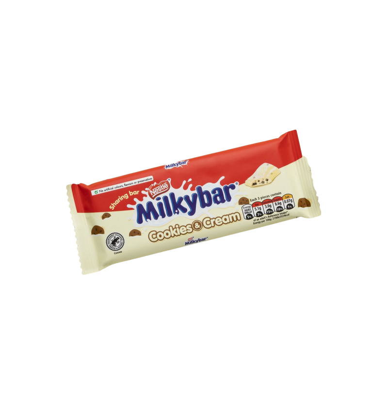 Milky Bar Cookies and  cream france
