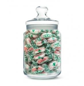 Bonbon sans sucres à la fraise
