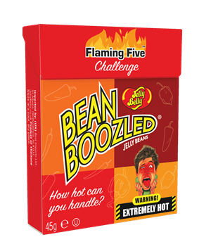 Jelly Belly Challenge Jelly Beans Piment