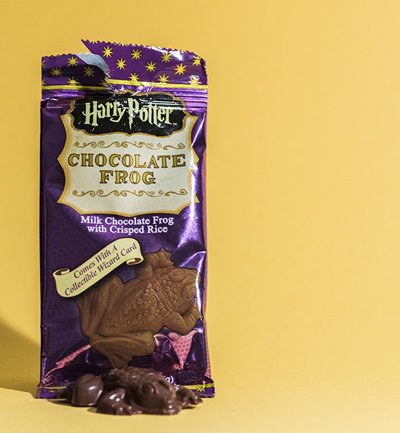 Choco Grenouille Harry Potter
